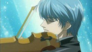 Len on Violin